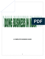 Doing Business In India For Dummies Pdf