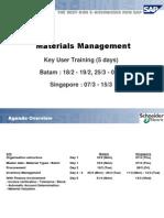 Day 1 - Master Data