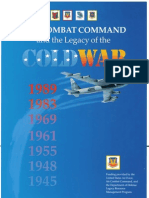 Air Combat Command Cold War Inventory