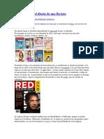 Mini guía para el diseño de una Revista