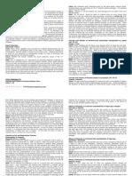 00 Case Digests for Midterms (Due Process Until de Facto Sep