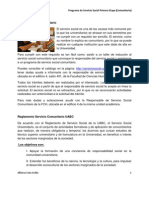 Programa de Servicio Social Uabc
