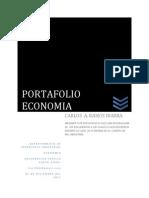 PORTAFOLIO DE ECONOMIA 1