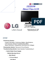 LG 32LD350 Training Presentation February 23rd 2011