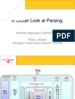 A Closer Look at Parsing