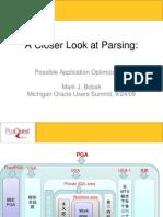 A Closer Look at Parsing