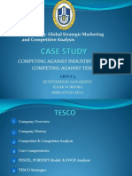 Case Study Tesco