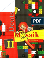 german textbook Mosaik Deutsch II Lehrbuch
