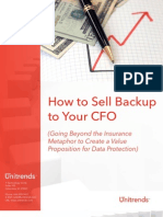 Unitrends WP How Sell Backup