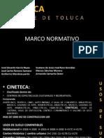 Marco Normativo Cineteca