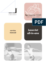 HP LaserJet 3200 Service Manual