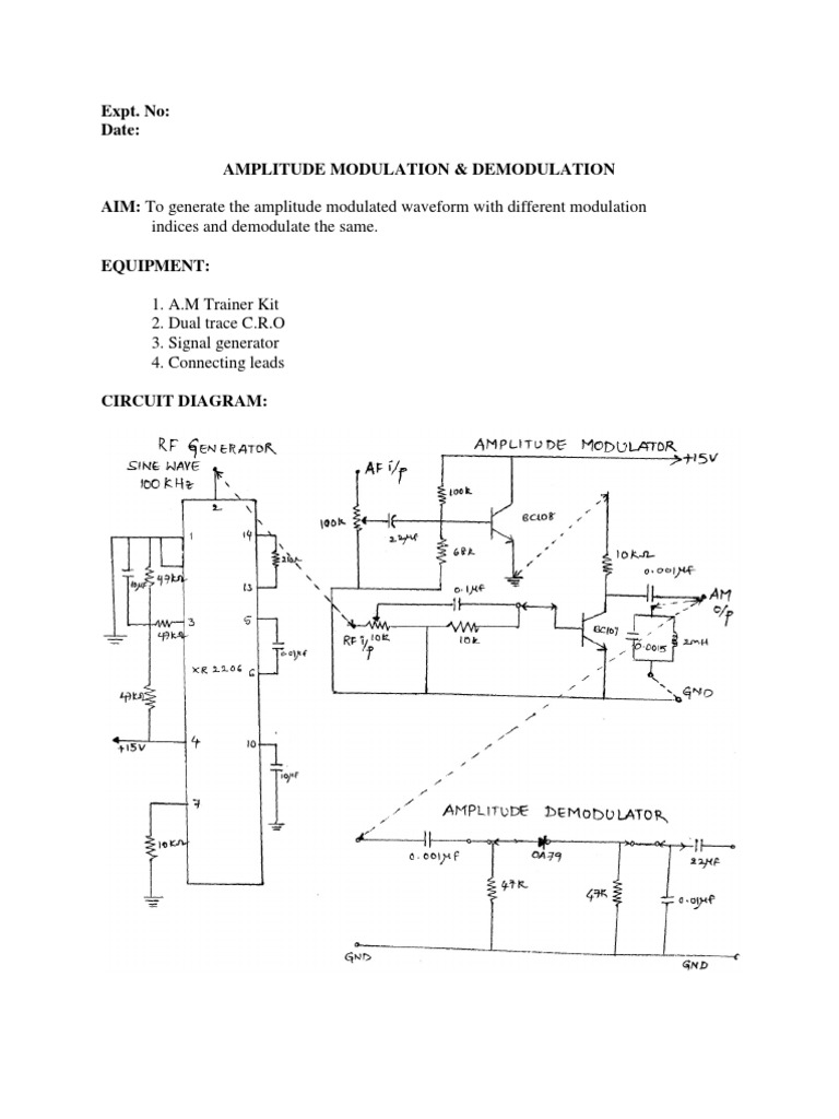 edc lab manual W Commando Wiring Diagram on