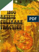 Olexiuc, Nicolae & Iulia - 1800 Retete Culinare Practice