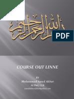Islamic Studies c Outline
