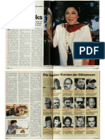 Rajiv Gandhi Swiss Bank Accounts allegation - Schweizer Illustrierte, 11 November, 1991