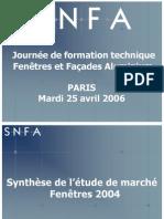 Formation Technique Fenetres 2006 Partie1