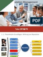 Take Off Reputation Management