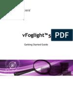 vFoglight Gettingstarted