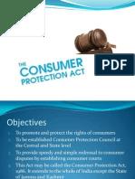 Consumer Protection Act Shoaib