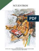 """Revista Encuentros"" Nueva Epoca Nº 1 - 1er Semestre 2008"