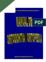 Manual de a - Ortopedia