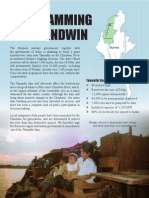 Burma_India Stop Damming the Chindwin-KUKI Women- Eng
