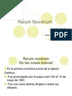rerum-novarum