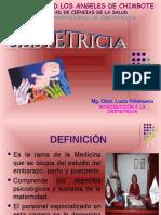 Presentacion Introduccion a La Obstetricia