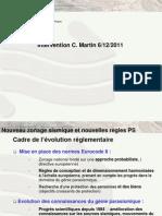 Christophe Martin - Rencontres wiki2d