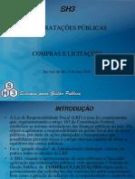 Manual De Compras e Licitações