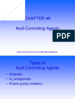 Acid Controlling Agents
