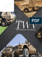 The Army Tactical Wheeled Vehicle Strategy