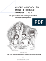 Literacy Grades 1& Training Manual
