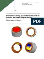 Permanent Magnet Motors En