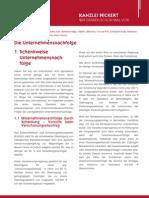 NICKERT Whitepaper Unternehmensnachfolge