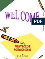 Pesticide Poisoning [Edocfind[1][1].Com](1)