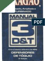 3d&t - Manual r.a.t