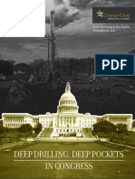 Deep Drilling, Deep Pockets in Congress (Nov 2011)