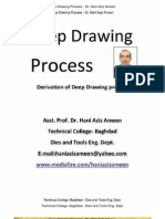 Deep Drawing Process - Hani Aziz Ameen