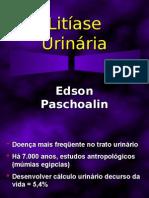 Litíase urinária - Parte 1