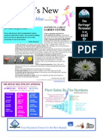Out of the Blue 2011 Newsletter