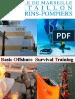 Basic Offshore Survival Training