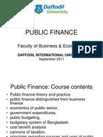 Public Finance[1]