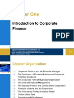 Corporate Finance Slides
