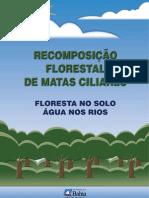 CARTILHA RECOMPOSIÇÃO FLORESTAL DEMATAS CILIARES