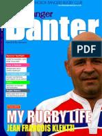 Banger Banter Newsletter 3rd Quarter 2011