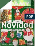 Revista Haga Fácil FOAMY - Navidad