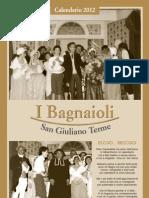 Il calendario dei Bagnaioli - San Giuliano Terme