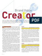 Brand Value Creator | Patrick Collings