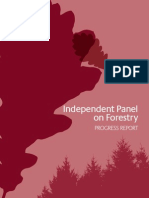 Independent Panel on Forestry Progress Report (1)